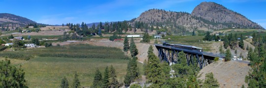 Trains - Trestles - Tunnels